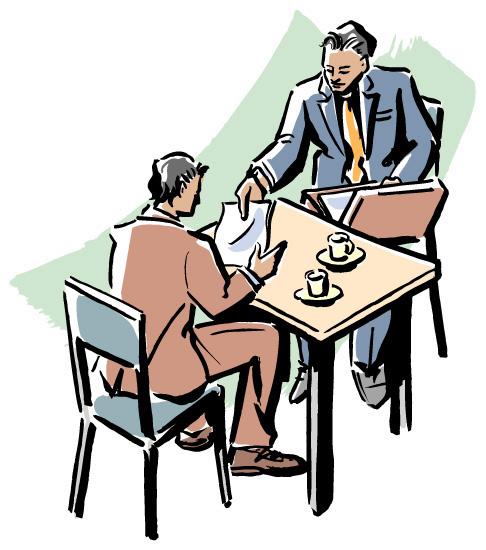 商標譲渡、商標の警告、交渉